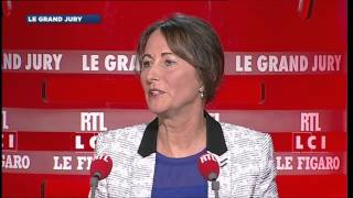 Le Grand Jury du 06 avril 2014 - Ségolène Royal - 2e partie