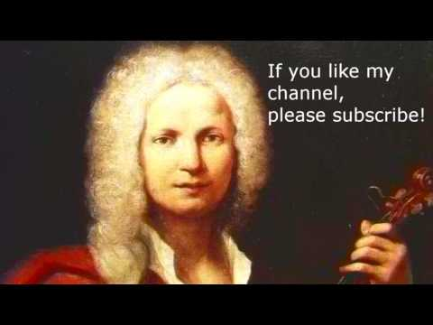 Vivaldi: RV 566 - CONCERTO FOR 2 VIOLINS, 2 FLUTES, 2 OBOES, BASSOON, STRINGS AND BASSO CONTINUO