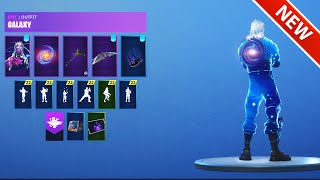 [PATCH 6.20] GALAXY SKIN SET & FROSTBITE SKIN [IN-GAME SHOWCASE!] FORTNITE BATTLE ROYALE