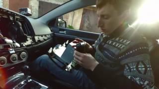 Установка магнитолы на Lancer X (Android 5.1.1)(В этом видео расскажу как установить и демонтировать магнитолу на Mitsubishi Lancer X, а так же покажу все тонкости..., 2016-10-05T17:04:27.000Z)