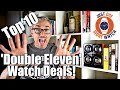 Top 10 'Double Eleven' Watch Deals from Gearbest & AliExpress!