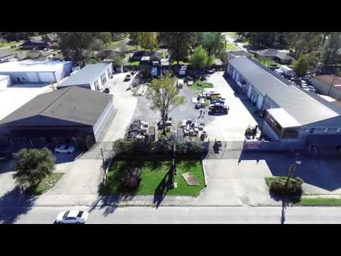 Calling all Investors!! Drone Video Commercial Property for Sale 9976 S Choctaw Dr Baton Rouge, LA.