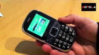 TELEFONO MOVIL PARA MAYORES SENIORPHONE L8
