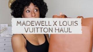 Mini Haul Madewell X Louis Vuitton