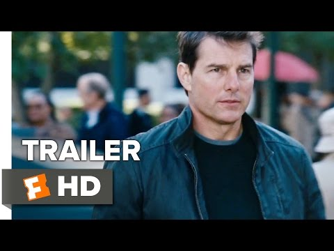 Jack Reacher: Never Go Back Official IMAX Trailer (2016) - Tom Cruise Movie