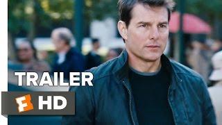 Jack Reacher: Never Go Back Official IMAX Trailer (2016) - Tom Cruise Movie