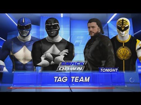 TMN Wrestling: Blue [Ep# 77] - [April 5th, 2017] - WWE2K17