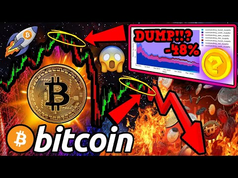 BITCOIN EXTREME DUMP POSSIBLE!!! Global MELTDOWN! Oil PLUNGES! BEAR TRAP? 🔥 1