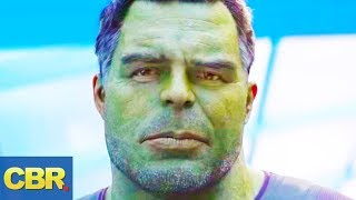Why We Should Be Worried About The Hulk After Avengers Endgame