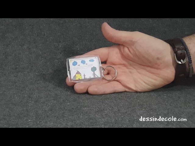 Porte-Clés Cristal [6,00€]