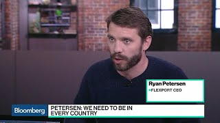 Flexport CEO on SoftBank Investment and Effects of Trade War
