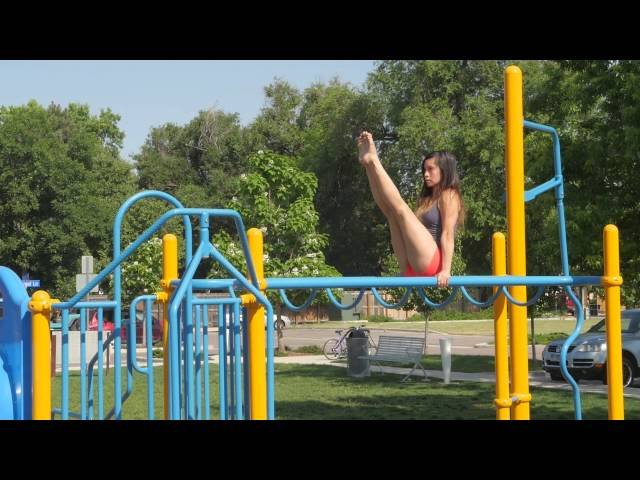 Parkour strength training movements & exercises