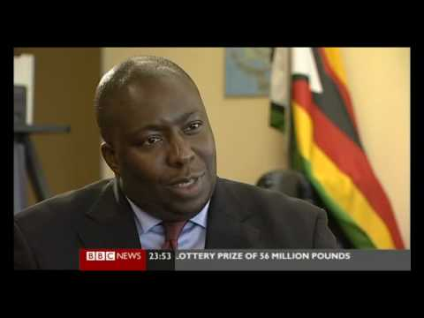 Zimbabwean Marange Diamond Mines