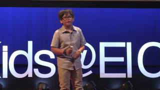 A Hot Dog for Kindness | Paz Parel-Sewell | TEDxKids@ElCajon