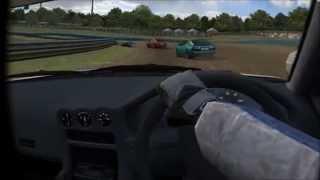 Live for Speed - Oculus Rift DK2! RallyCross?