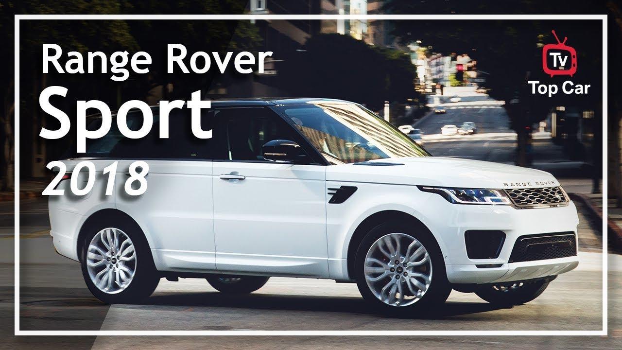 2018 Range Rover Sport - Veja nossa AVALIAÇÃO COMPLETA