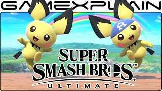 Pichu is Actually Good in Super Smash Bros. Ultimate!
