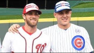 Washington Nationals vs Chicago Cubs | Full Game Highlights
