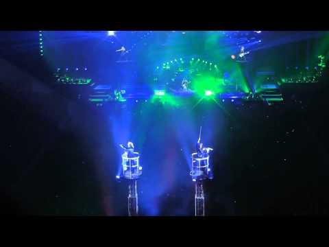 Trans-Siberian Orchestra - Christmas Eve (sarajevo) Live Boston, MA (December 23rd, 2012) TD Garden