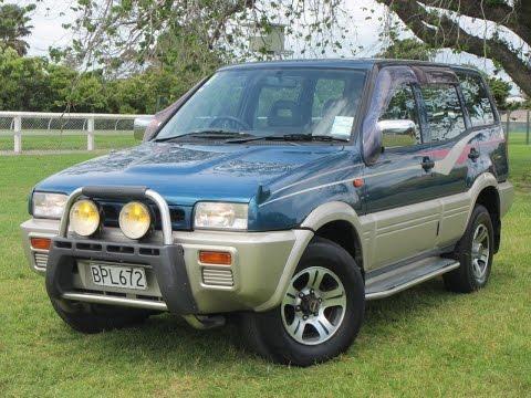 1996 Nissan Mistral 7 Seater SUV $NO RESERVE!!! $Cash4Cars$Cash4Cars$ ** SOLD **