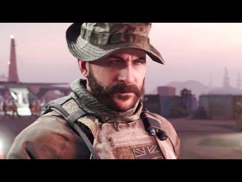 Call Of Duty: Modern Warfare 2019 - Captain Price: Cool & Badass Moments