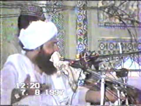 MUFTI ABDUL RAHEEM SIKANDARI SPECIAL 3 HOURS BAYAN AT TAJ MASJID MORO 1997 PART 06.flv