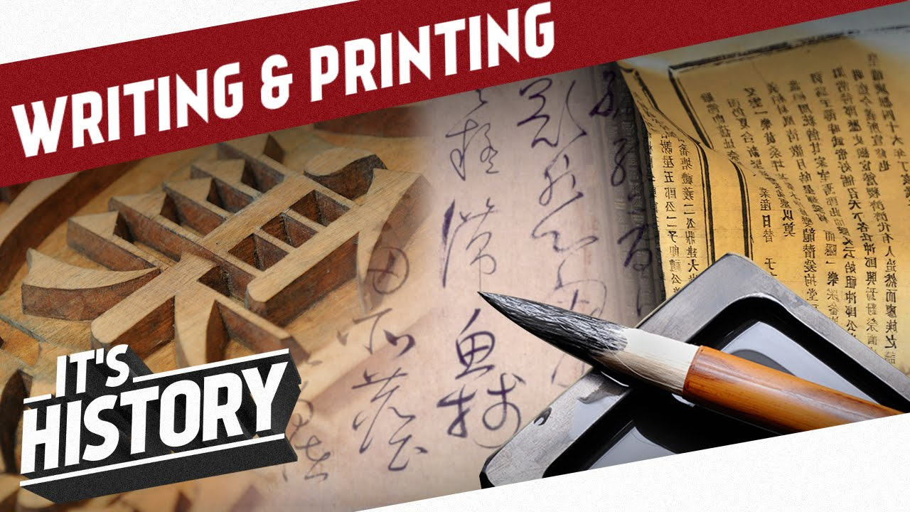 who invented chinese writing Papermaking, gunpowder, printing and the compass are four great ancient inventions by chinese people that have had a huge impact on the entire world.