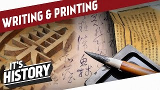 The invention of Writing, Paper and Print! l HISTORY OF CHINA