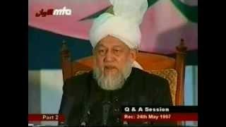 Majlis e Irfan 24 May 1997.