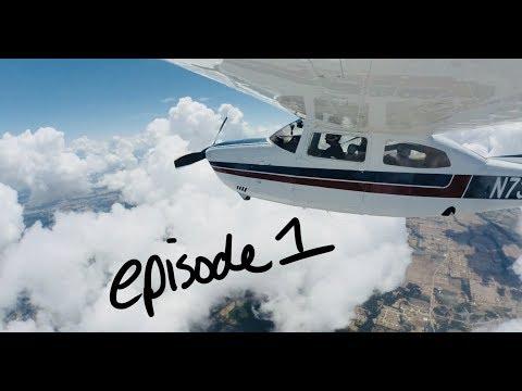 Flying Adventure  -  Episode 1 - Texas To North Carolina