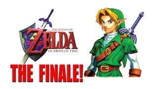 "Legend of Zelda: Ocarina of Time The Finale! ""Final Boss & Castle"" (Nintendo 64 Zelda Let"