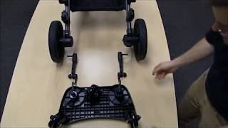 Britax Stroller Board Installation