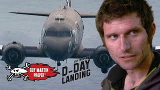 Guy restoring his WW2 paratrooper plane | Guy Martin Proper