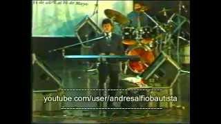 Juan Carlos Alvarado - Te exaltamos en vivo