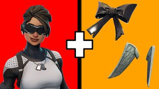 10 MEILLEURS COMBOS pour la peau Arctic Assassin à Fortnite! Arctic Assassin Best Back Bling Combos!