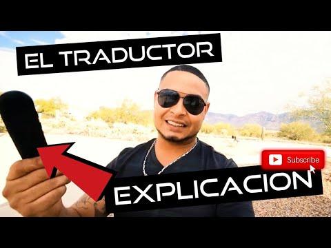 Traductor de idiomas   Explicación   Traductor instantáneo   from YouTube · Duration:  4 minutes 28 seconds