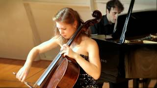 Cicely Parnas | Young Concert Artists: Artist Profile