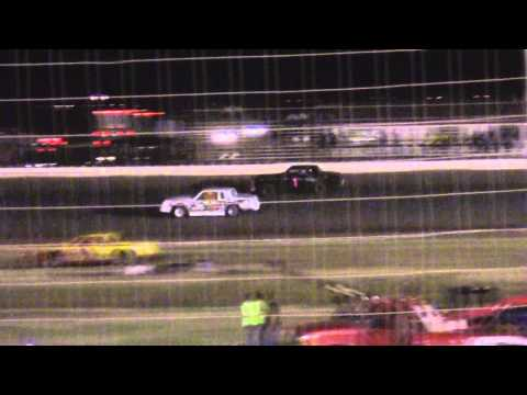Hobby and Pure Stocks at Lubbock Speedway 8-9-13