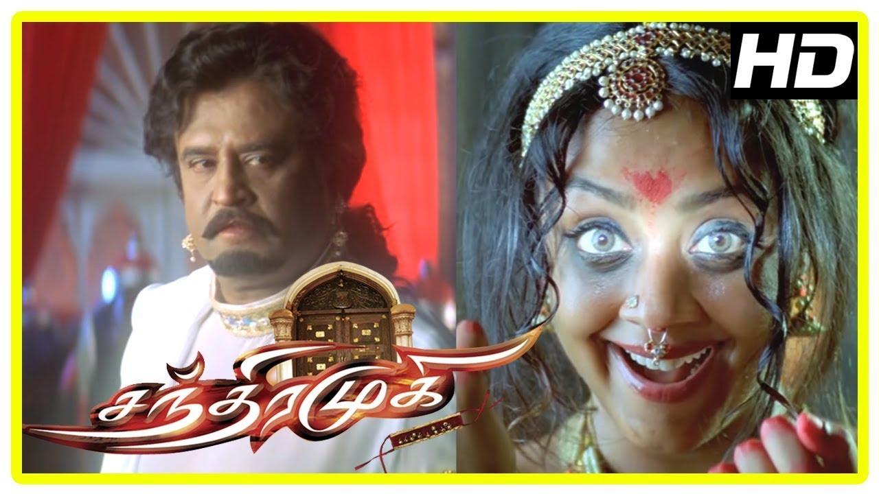 Chandramukhi comedy scenes tamil