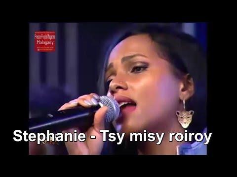 Stephanie - Tsy misy roiroy (Live HD)