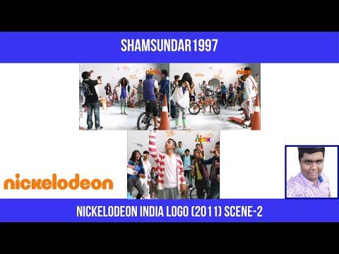 Nickelodeon India Logo (2011) Scene-2