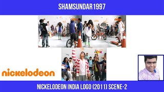 Nickelodeon India Logo (2011) Scene-2