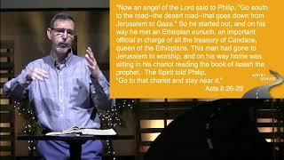 """Moving Forward: """"Following God's Gospel Lead"""""""