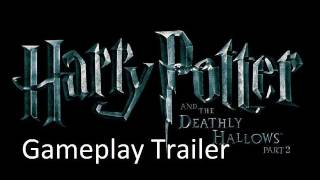 Harry Potter and the Deathly Hallows Part 2: The Game - Official Gameplay Trailer
