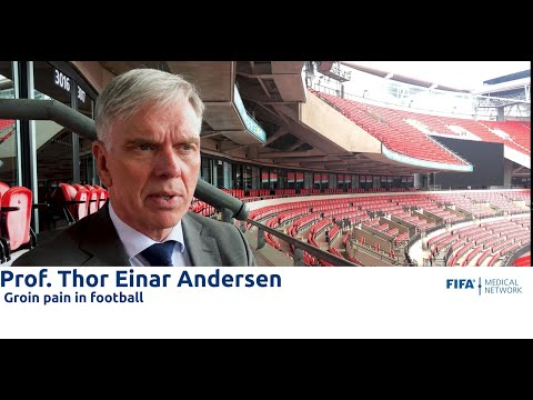 FIFA Medical Network: Prof Thor Einar Andersen