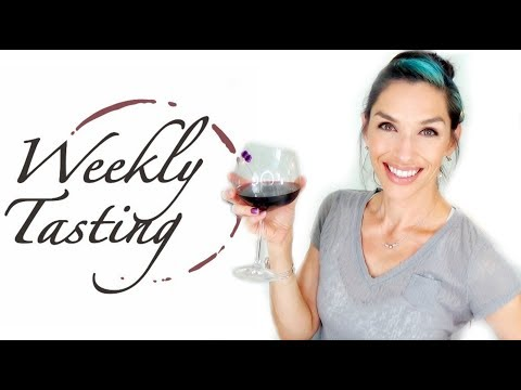 Weekly Tasting Wine Box | Pizza Pack Wine Tasting and Review