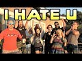 I HATE U  - MJR Crew at the Beach House - Who is the Biggest LOSER?!