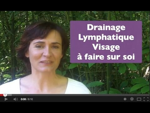 drainage lymphatique du visage faire sur soi youtube. Black Bedroom Furniture Sets. Home Design Ideas