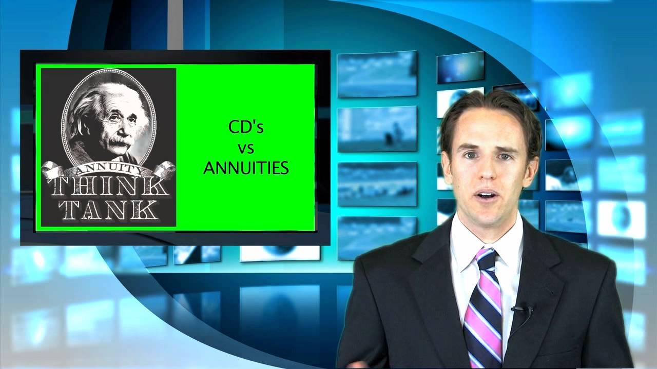 CD's vs Annuities