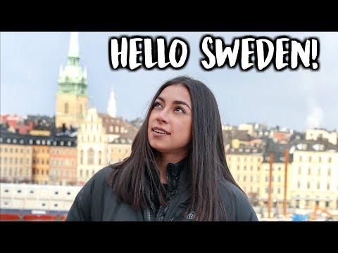 A Super Fun Day In Sweden!!   Jeanine Amapola